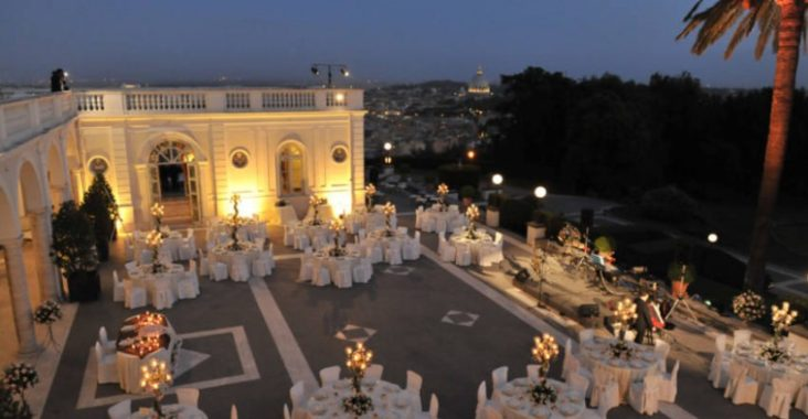 location moderne per eventi roma