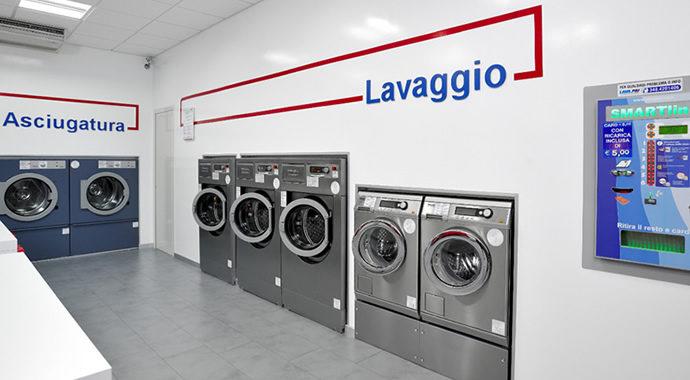 quanto costa aprire una lavanderia a gettoni